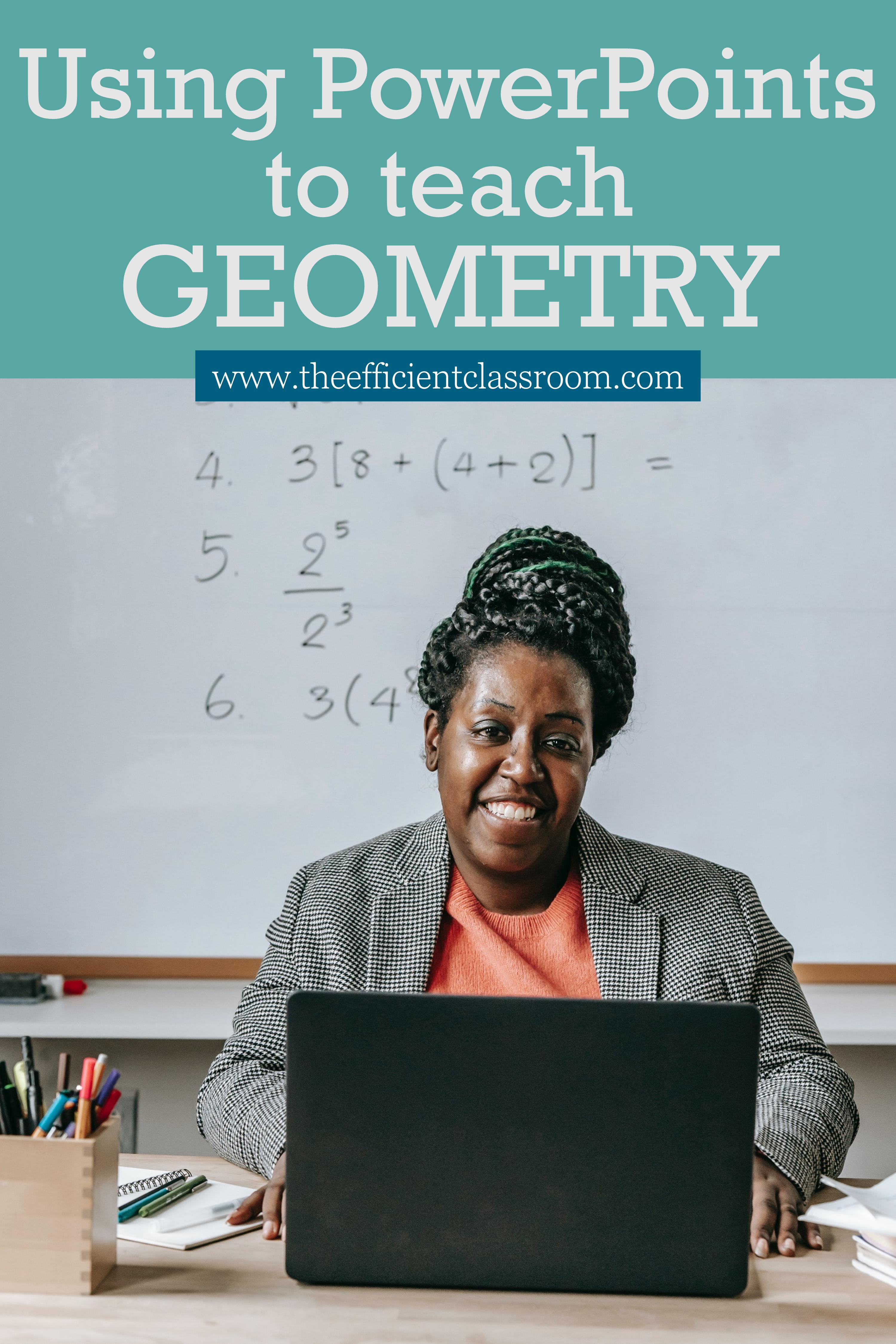 Geometry PowerPoints